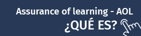 Assurance of learning - AOL